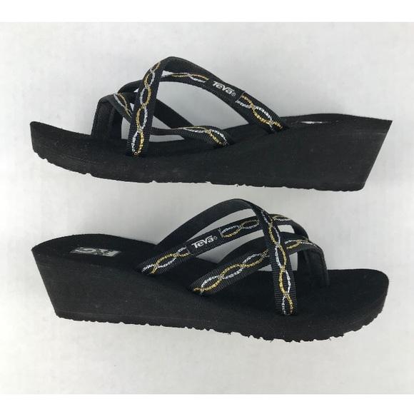 540909db2f4e Teva Women s Mush Mandalyn Wedge Ola 2 Sandals. M 5bfc48183c984452ab2866e6